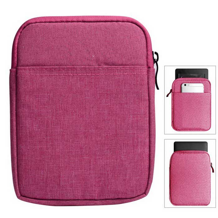 Inner Sleeve Bag Case for New Kindle 6 Kindle Paperwhite Voyage - Red