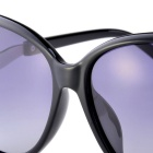 Senlan 2929C1 Women's Polarized Sunglasses - Black + Grey