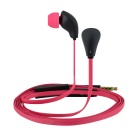 Universal 3.5mm Plug Wired Earphone w/ Microphone / Remote
