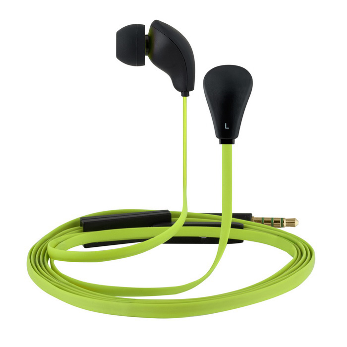 Kilinee K5 In-Ear Music Headphones for IPHONE / Samsung - Green