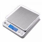 2000g Digital Pocket Scale w/ Backlit Display 0.01oz Resolution