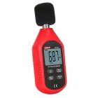 UNI-T UT353 Noise Detector Decibel Noise Tester - Red + Deep Grey
