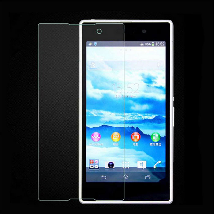 9H Tempered Glass Film for SONY Xperia Z4 - Transparent
