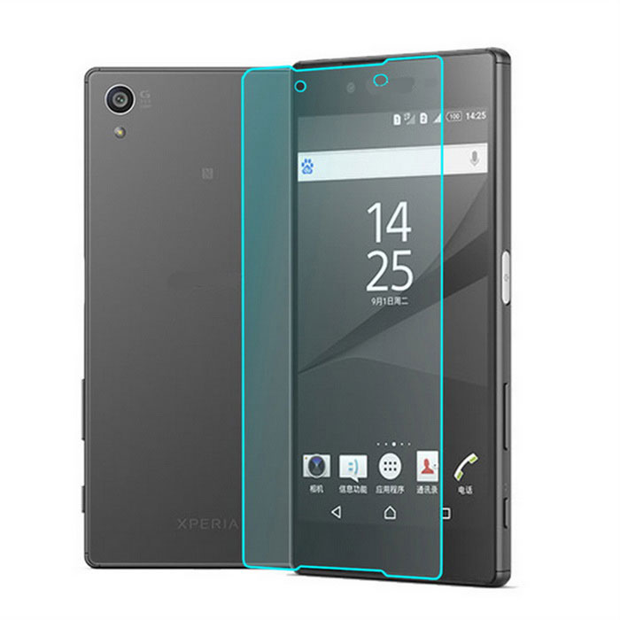 9H Tempered Glass Film for SONY Xperia Z5 - TransparentScreen Protectors<br>Form  ColorTransparentScreen TypeGlossyModel-MaterialTempered glassQuantity1 DX.PCM.Model.AttributeModel.UnitCompatible ModelsSONY Xperia Z5Packing List1 * Screen protector1 * Cleaning cloth1 * Wet tissue<br>