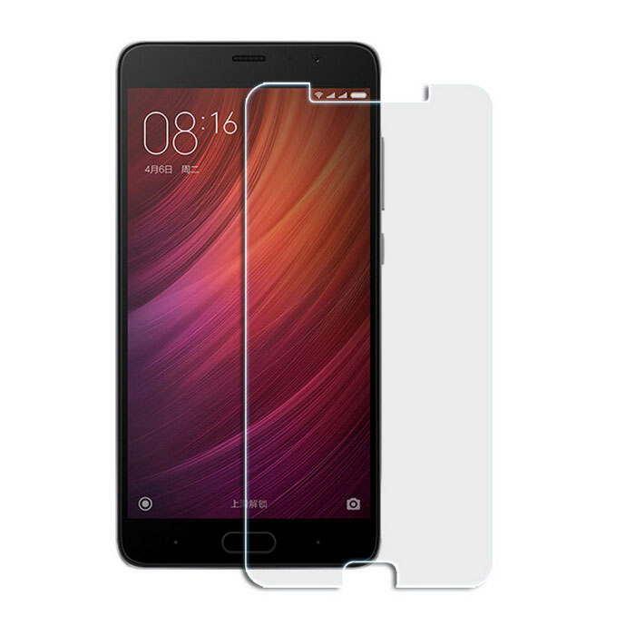 9H Screen Protector Tempered Glass Film for Redmi Pro - Transparent