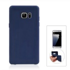 Protective Back Case Cover for Samsung Galaxy Note 7 - Deep Blue