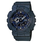 Casio G-Shock BA-110DC-2A1 Ladies Baby-G Watch -  Deep Blue