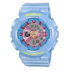 Casio G-Shock BA-110CA-2A Ladies Baby-G Watch -  Baby Blue