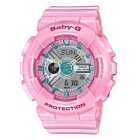 Casio G-Shock BA-110CA-4A Ladies Baby-G Watch -  Pink