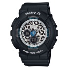 Casio G-Shock BA-120LP-1A Leopard Print Series Ladies Baby-G Watch