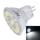 YouOKLight MR11 4W 15-5733 6000K Cold White LED Spotlight (DC 10~30V)