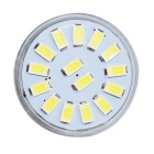 Youoklight MR11 4W 15-5733 6000K blanco frío proyector del LED (dc 10 ~ 30V)