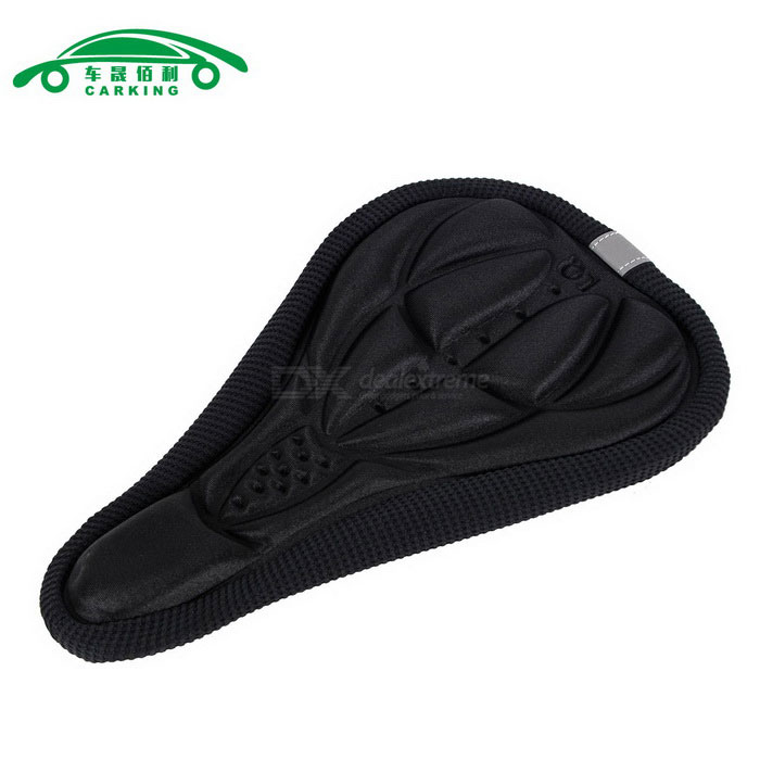 Cycling Saddle Seat Mat Comfortable Cushion Soft Seat Cover for Bike