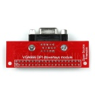 Eicoosi VGA 666 Adapter Board for Raspberry Pi 3B / 2B / B+ / A+