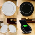 Wireless Upright Charger Set for Samsung + More - White
