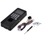 "BSTUO KK-F18 2.8"" Fingerprint Time Attendance Access Control - Black"