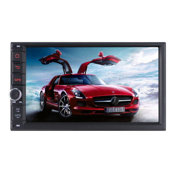 Joyous 1024*600 HD Screen Android 5.1.1 Car Radio System / GPS