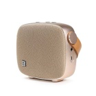 Remax M6 Wireless Speaker Home Intelligence Bluetooth Speaker - Gold