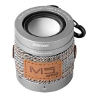 Remax M5 Bluetooth Speaker Wireless Portable Speaker - Silver