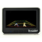 "IN-Color Wireless Car Rear View Camera System w/ 4.3"" LCD Monitor"