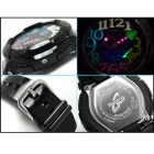 Casio G-Shock BGA-131-1B2 Neon Illuminator Series Ladies Baby-G Watch