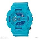 Casio G-Shock GMAS-110CC-2A S Series Baby-G Watch -  Lake Blue