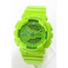 Casio G-Shock GMAS-110CC-3A S Series Baby-G Watch -  Green