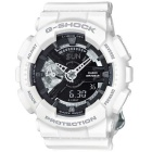 Casio G-Shock GMAS-110CW-7A1 S Series Baby-G Watch -  White&Black