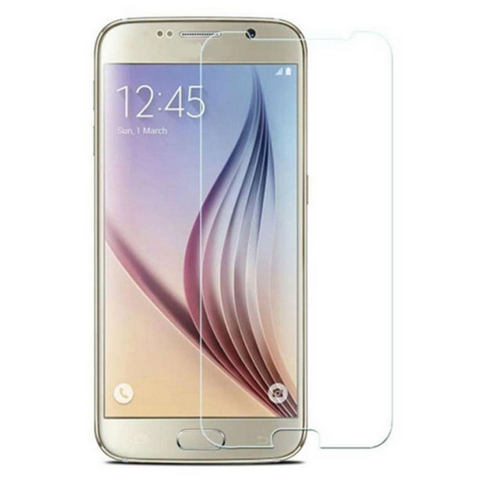 9H Tempered Glass Film for Samsung Galaxy S6 - Transparent