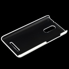 Shock-proof Back Case w/ Stand for Xiaomi Redmi Note 3 - White
