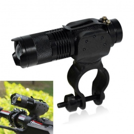 LED Bicycle Light Waterproof 5W 3-Mode Cycling Flashlight Front Light