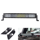 200W Curved LED Bar Spot Flood Combo Beam Lamp for Offroad Car