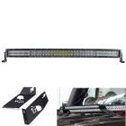 400W Curved LED Bar Spot Flood Combo Beam Lamp for Offroad Car