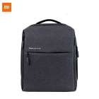 Xiaomi Minimalist Urban Waterproof Backpack for Women / Men- Deep Grey