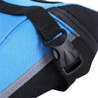 Cauda B-SOUL Ciclismo Mountain Bike Saddle Bag - Azul + Preto (1 L)