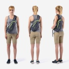 NatureHike cintura Shoulder Bag Crossbody Correr mochila - Green