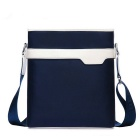 "2-v-1 Oxford tkanina 10"" Single Shoulder Bag + peněženka - Deep Blue"