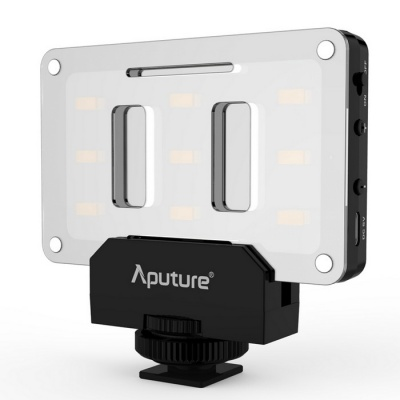 Aputure AL-M9 Portable LED Video Fill Light - Black