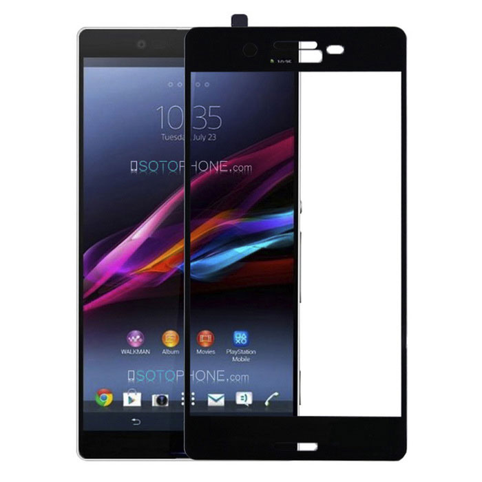 Full Screen Tempered Glass Screen Film for Sony Xperia X Performance