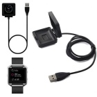 Replacement USB Charging Cable for Fitbit Blaze - Black