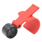 Motorcycle / Bicycle Parking Brake Accessories - Red