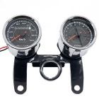 12V Motorcycle Conversion Table Odometer Tachometer