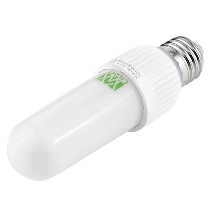YWXLigh E27 7W Cold White LED Energy Saving Lamp (AC 110~265V)