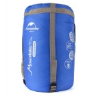 Naturehike Portable Cotton Filling Sleeping Bag for Camping - Blue (L)