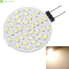 SENCART MR11 G4 5W 36-3014 SMD LED Warm White LED Bulb ( AC/DC 12V)