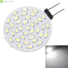 G4 GU4 GZ4 5W 36x3014 SMD LED 6000K Cool White LED Bulb AC/DC12V