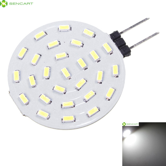 G4 GU4 GZ4 4W 27x4014SMD LED 6000K Cool White LED Bulb AC/DC12V