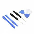 7-in-1 Disassembly Open Tools Set for Samsung Mobile Phone -Multicolor