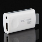 Wii na HDMI Converter Output 720 / 1080P Video + Audio Adapter Converter