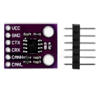 High Speed CAN Communication Protocol Controller Bus Interface Module Board - Purple
